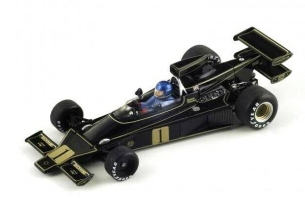 Modellauto F1 Team Lotus 76/ NO.1 1:43