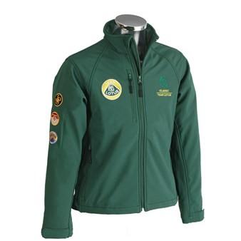 Classic Team Lotus Softshell Jacke