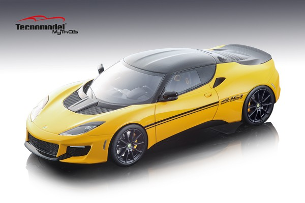 Modellauto Lotus Evora 410 Sport