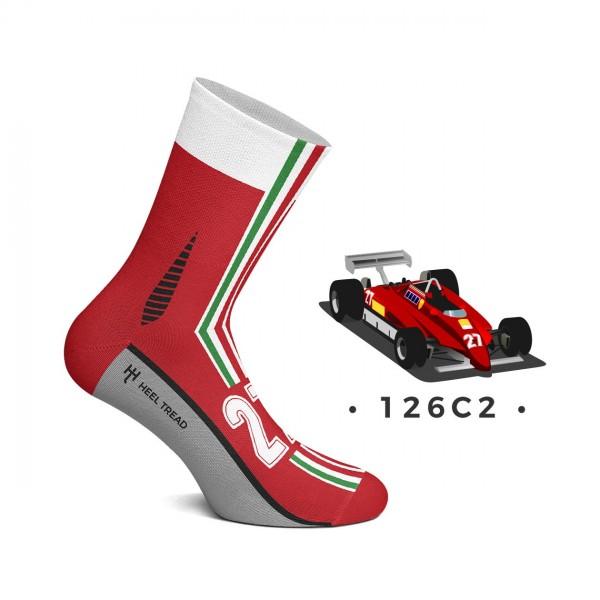 126C2 Socken