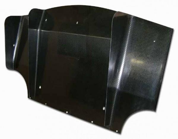 Carbon diffusor für Elise MK2 Rover powerd