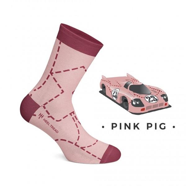 Pink Pic Socken