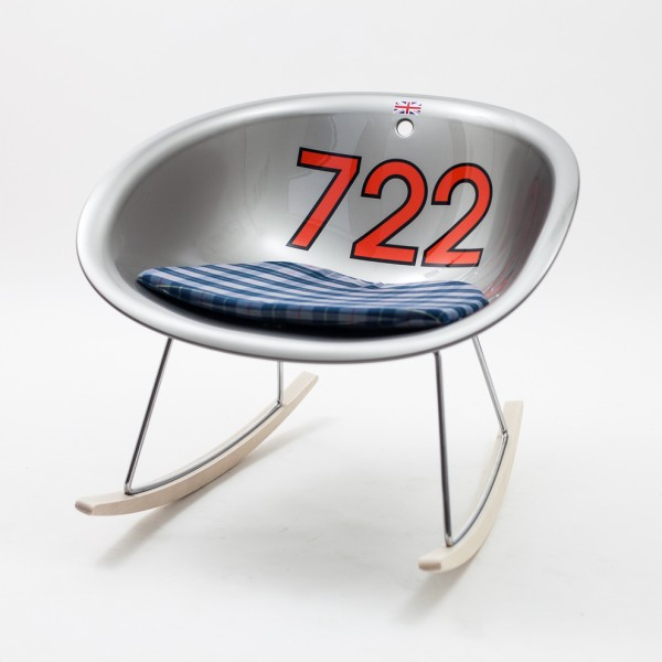 Motorsport XL Classic Chair 722
