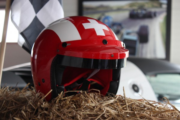 Helm Jo Siffert Lotus Legend/ limitiert