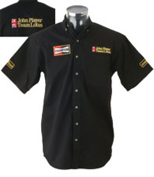 John Player Special Team Lotus Race Shirt/Hemd