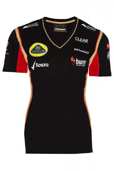 Lotus F1 Team T-Shirt woman