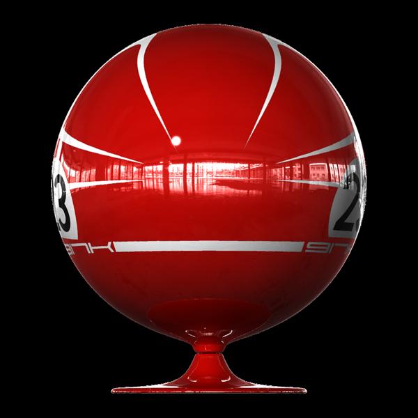 Motorsport Ball / Art Ball 917K