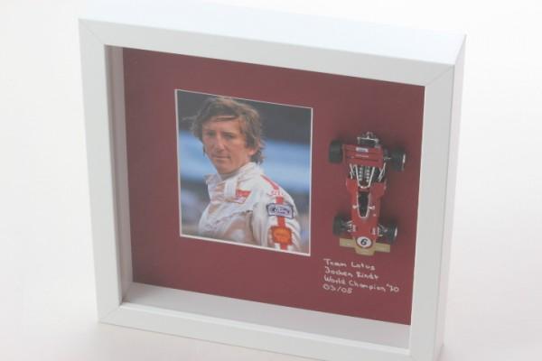 Diorama Jochen Rindt