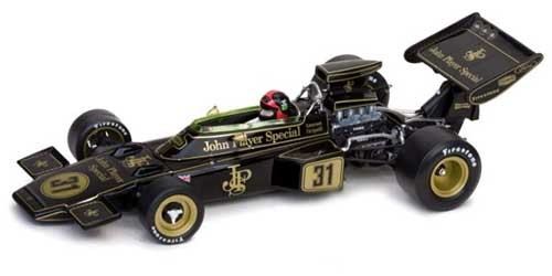Modellauto JPS Team Lotus Type 72D Austrian GP 1972 E.Fittipaldi 1:18