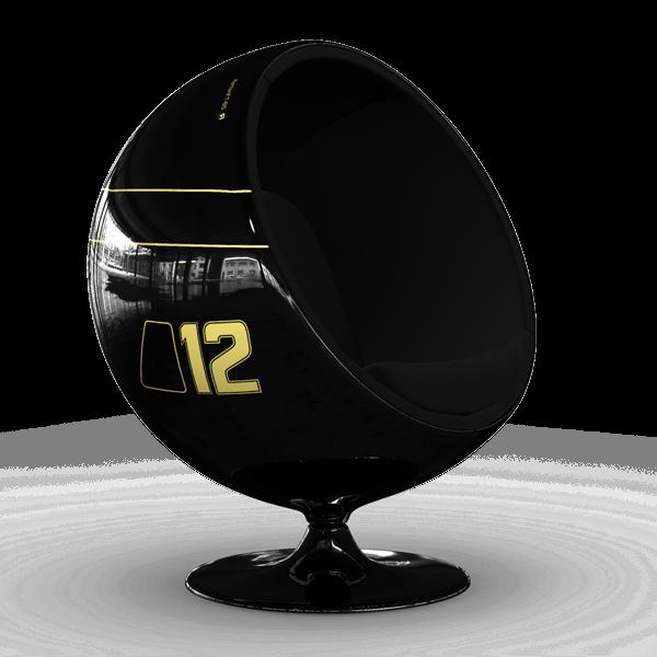 Motorsport Ball / Art Ball John Player Special