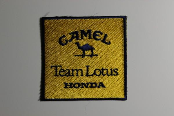 Aufnäher Camel Team Lotus