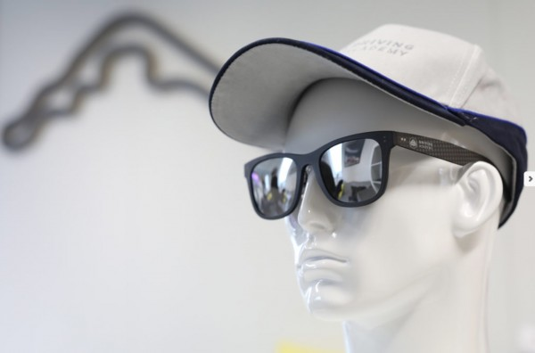 LDA Carbon Fibre Sunglasses