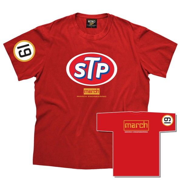 March STP F1 Racing Team T-Shirt