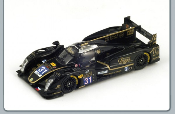 Modellauto Lotus T128 24 Hours of Le Mans Nr.31 1:43