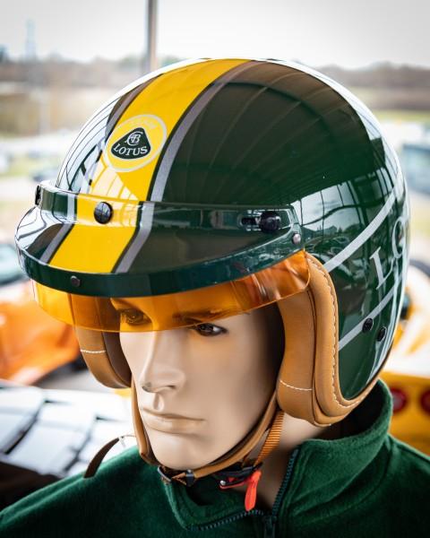 Lotus Helm im Retro Design/ limitiert
