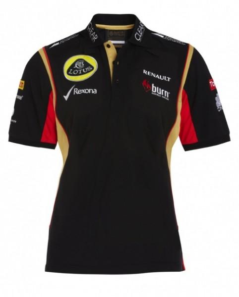 Lotus F1 Team Polo women