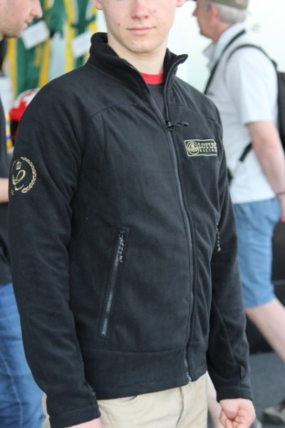 Lotus Racing Fleece Jacke