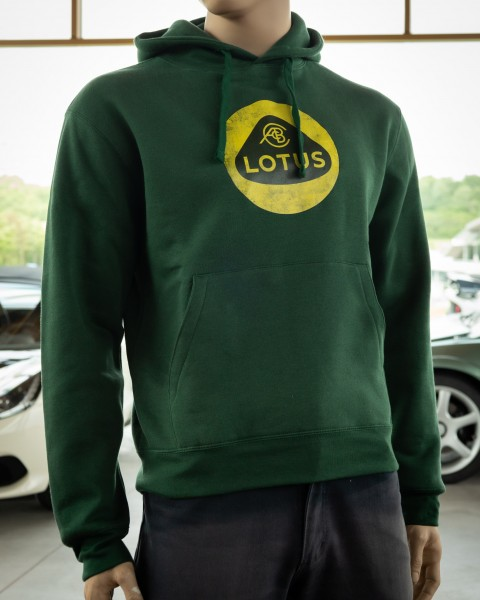 Team Lotus Logo Hoody