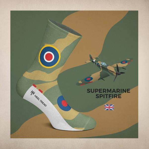Spitfire Socken