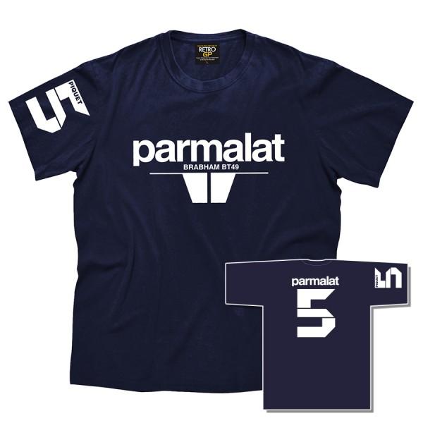 Brabham Parmalat F1 Racing Team T-Shirt