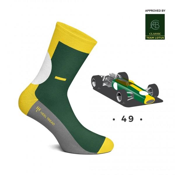 Lotus Type 49 Socken