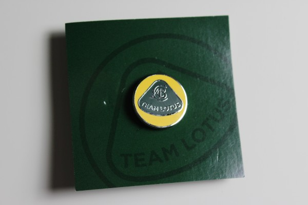Team Lotus Pin