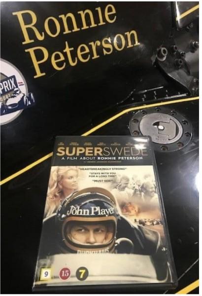 DVD Ronnie Peterson