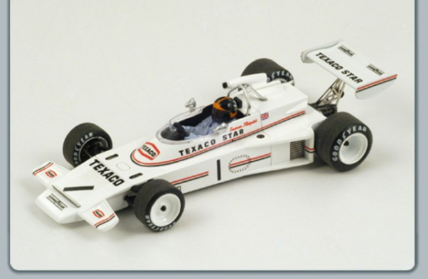 Modellauto Team Lotus F2 Type 74 Fittipaldi 1:43
