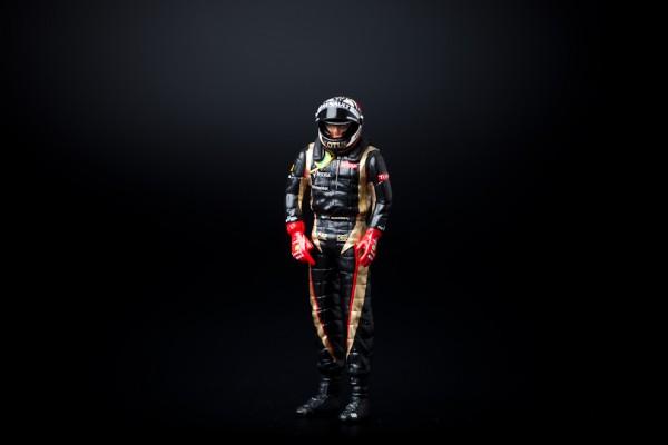Lotus F1 Team Kimi Räikönnen Figur