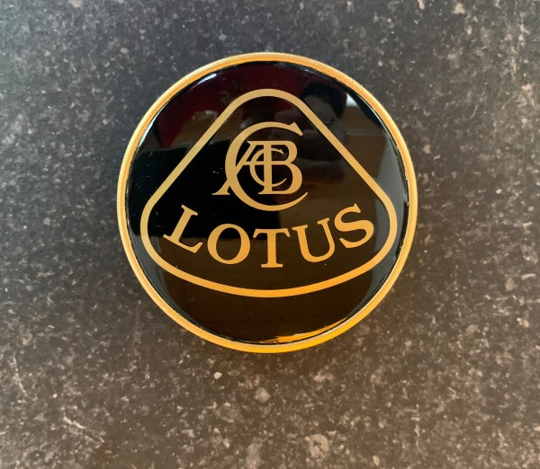 Lotus original Haubenemblem MK2/ MK3