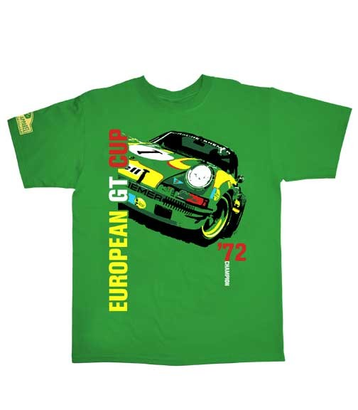 Porsche 911 ST T-Shirt/ Grün