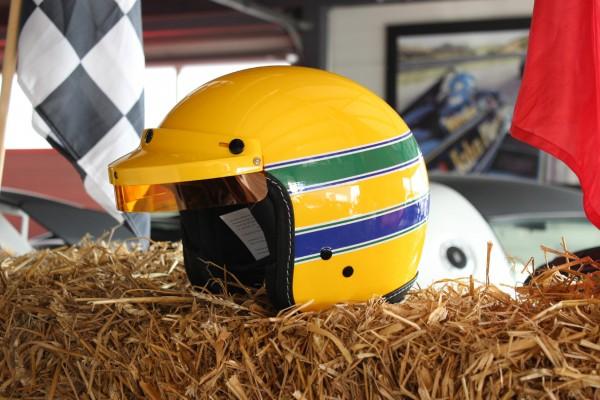 Helm Ayrton Lotus Legend/ limitiert