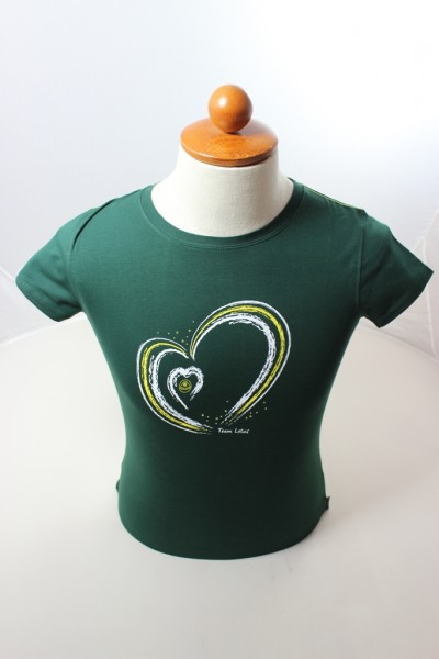 Team Lotus T-Shirt women heart