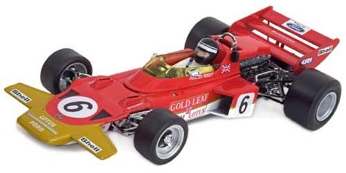 Modellauto Gold Leaf Team Lotus Type 72C Jochen Rindt Österreich 1970 1:18