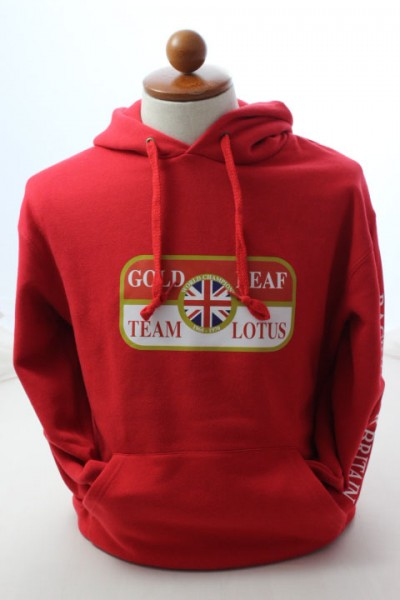 Gold Leaf Team Lotus Hoody