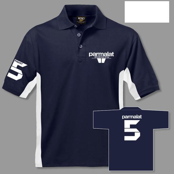 Brabham Parmalat F1 Racing Team Polo-Shirt