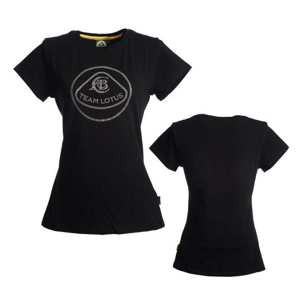Team Lotus T-Shirt women black