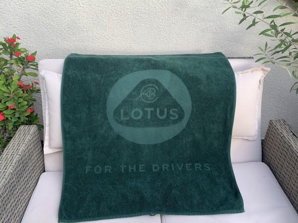 Lotus Frottier Duschtuch