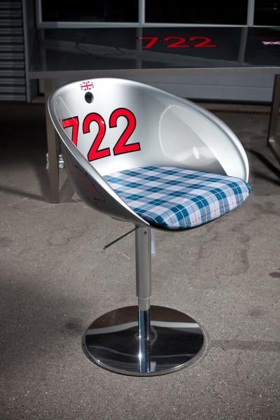 Motorsport Classic Chair 722