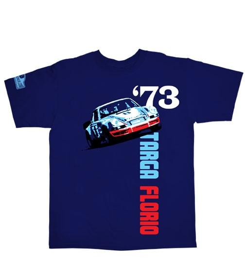 Porsche 911 RSR T-Shirt/Blau