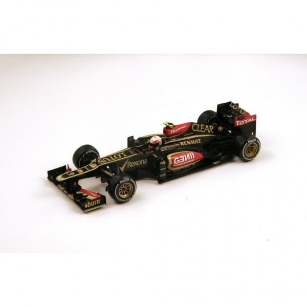 Modellauto Lotus E21 No.8 Romain Grosjean 2013 1:18