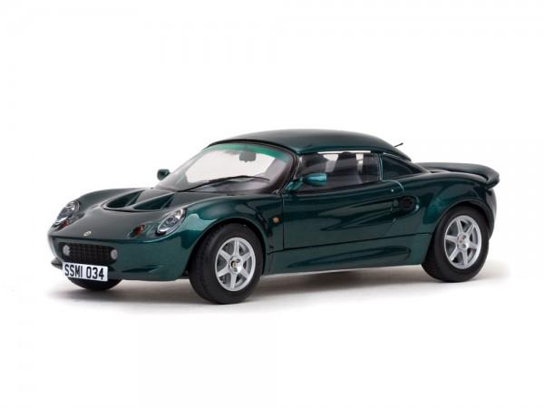 Modellauto Lotus Elise MK1 111S grün 1:18