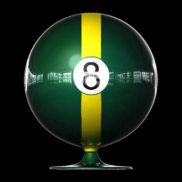 Motorsport Ball / Art Ball Jimi 25