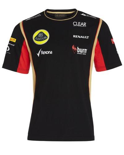 Lotus F1 Team T-Shirt