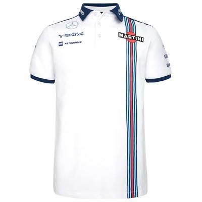 Williams Martini Racing Polo-Shirt