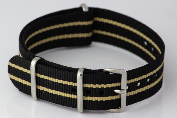 Lotus JPS Uhrenband/ Nato Strap