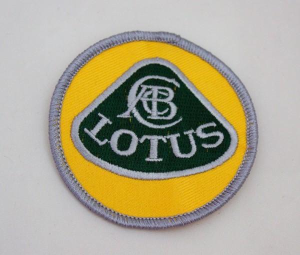 Lotus Logo Aufnäher
