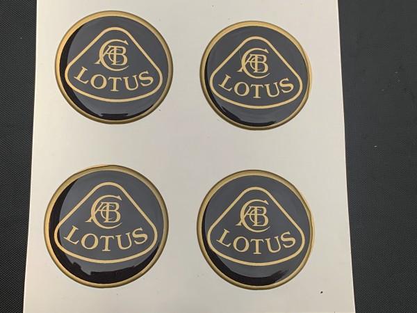 Lotus Gel-Aufkleber für Nabendeckel 58mm