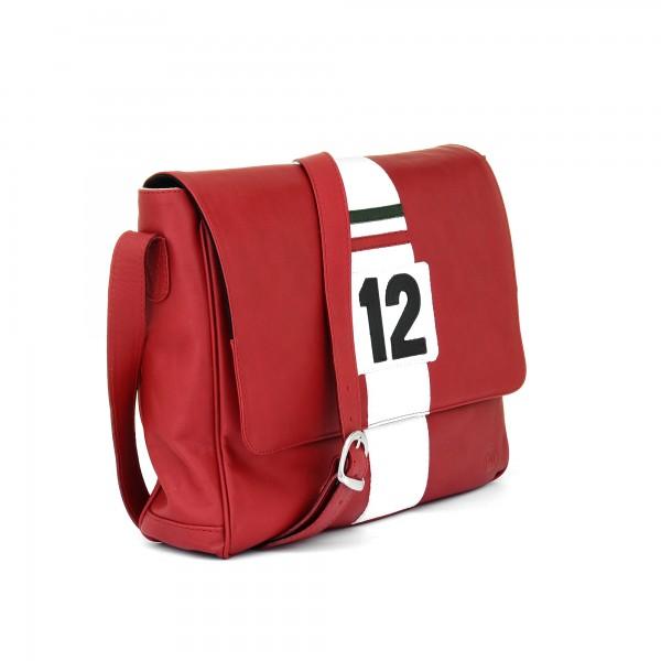 Niki Lauda Ferrari Messengerbag/ Umhängetasche