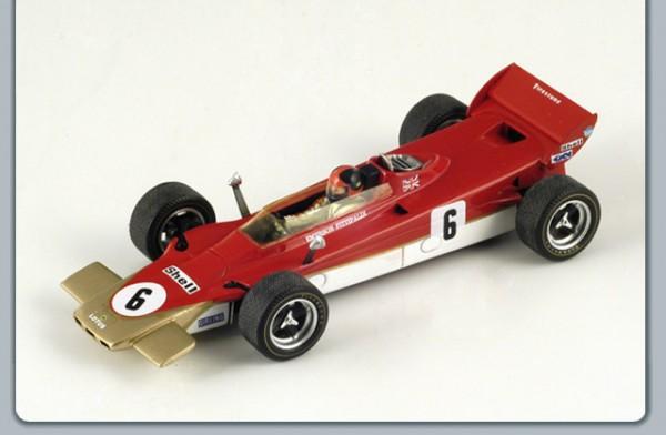 Modellauto Team Lotus F1 Type 56B Fittipaldi 1:43